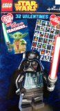 Where to Buy Lego Star Wars Valentines Includes Teacher Card !