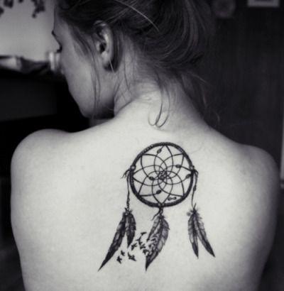 Delightful Dreamcatcher Tattoo | Tumblr