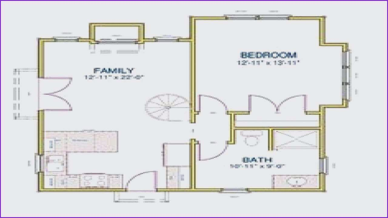 Awesome House With Inlaw Suite In 2020 Cottage House Plans Small House Design Tiny House Plans