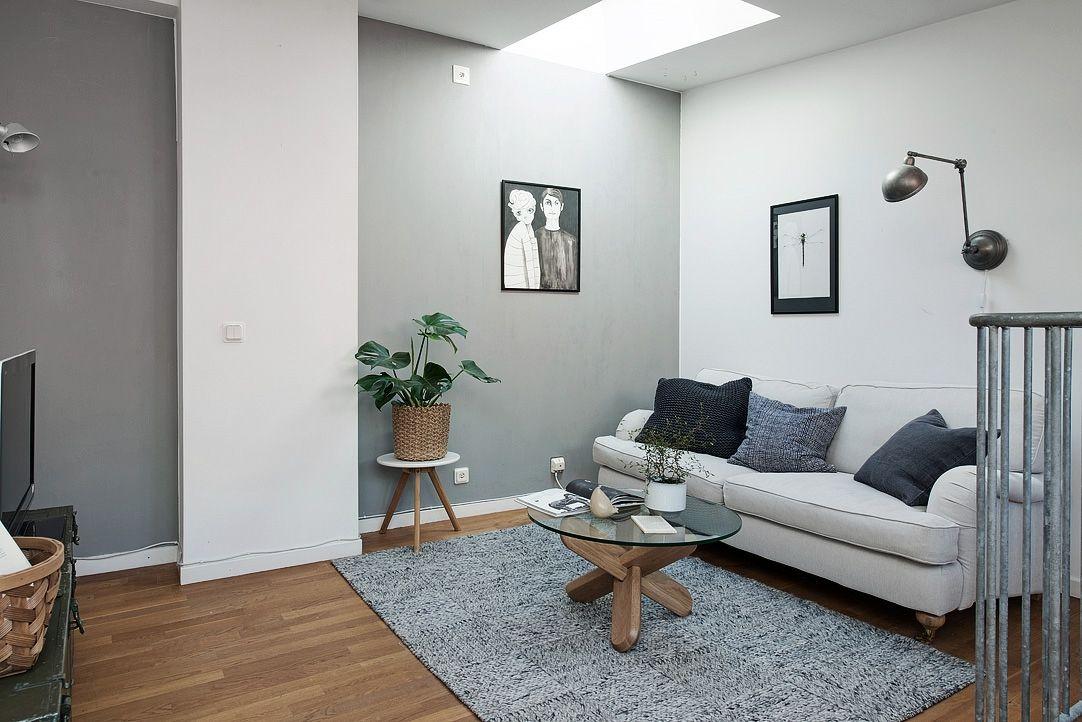 mieszkanie w skandynawskim stylu