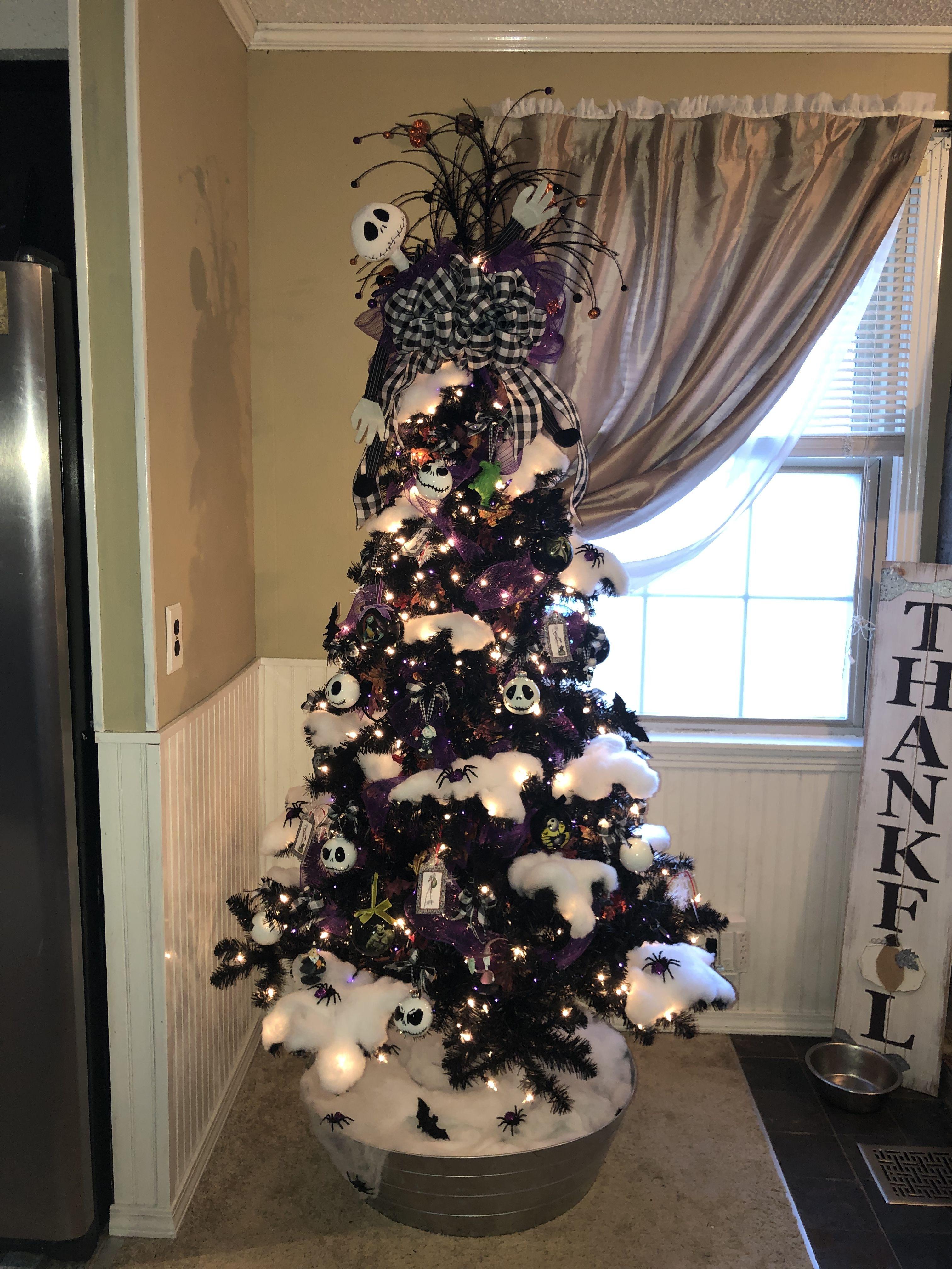 Nightmare Before Christmas Tree Nightmare Before Christmas Ornaments Nightmare Before Christmas Decorations Nightmare Before Christmas Tree