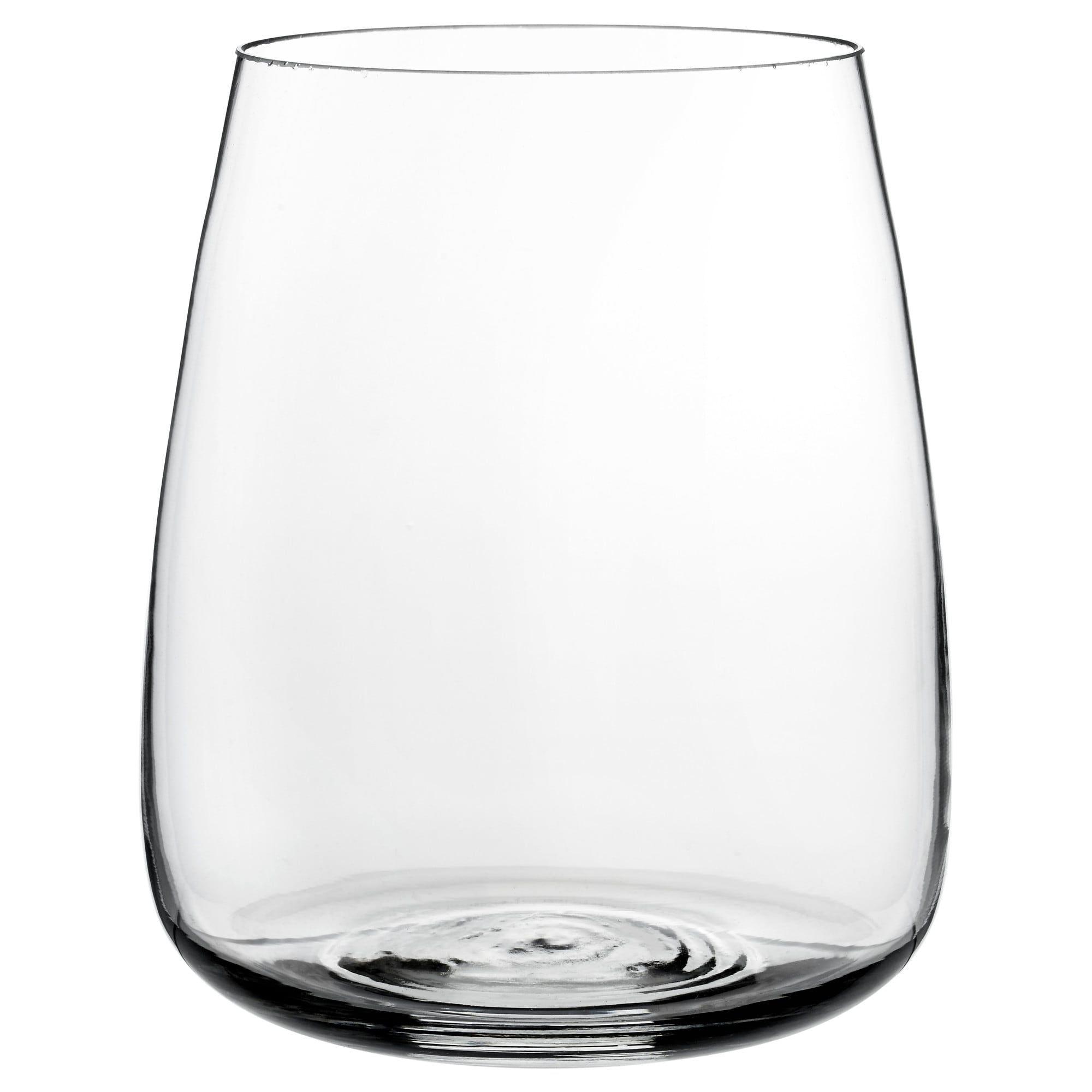 Berakna Vase Clear Glass 7 Ikea Vases Vase Clear Glass Vases