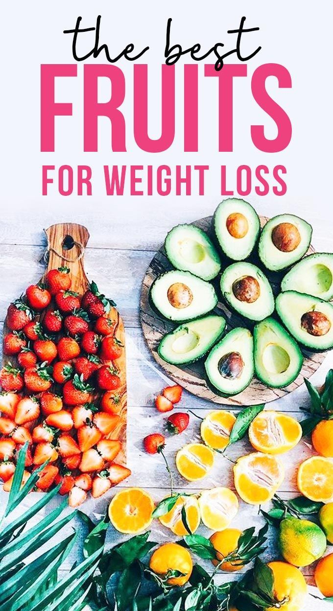 Best fruits to eat to lose weight