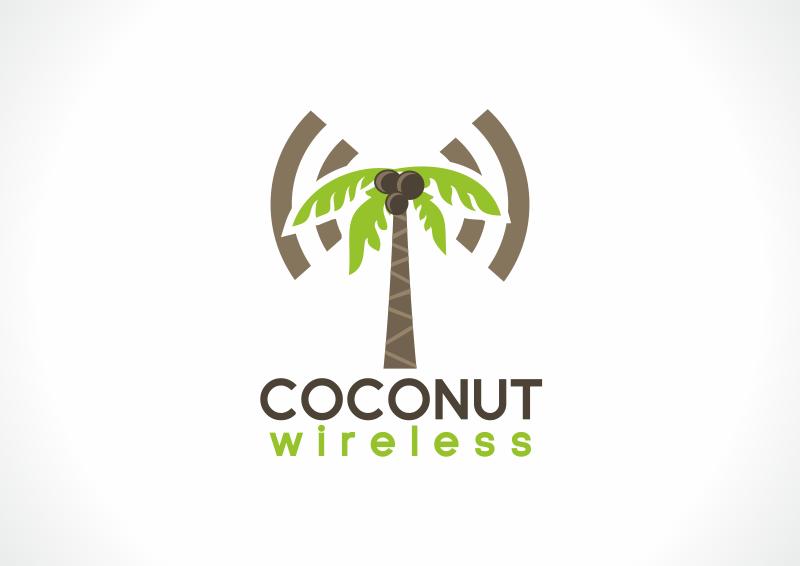 Coconut Logo B
