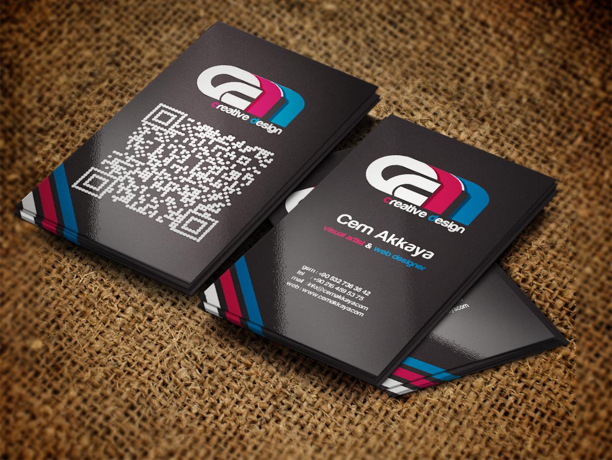 Business Card Mock Up Cem Ya Creative Design By Cemya Deviantart On