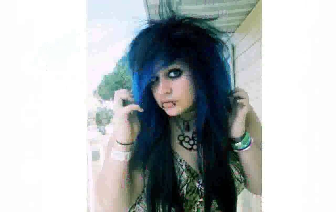 Curly Hair Emo Style Curly Hair Styles Emo Hair Curly Girl Hairstyles