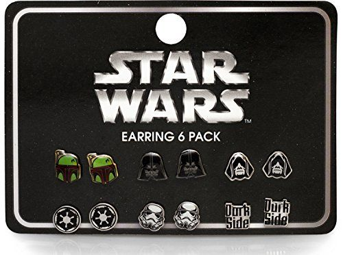 Join the dark side earrings