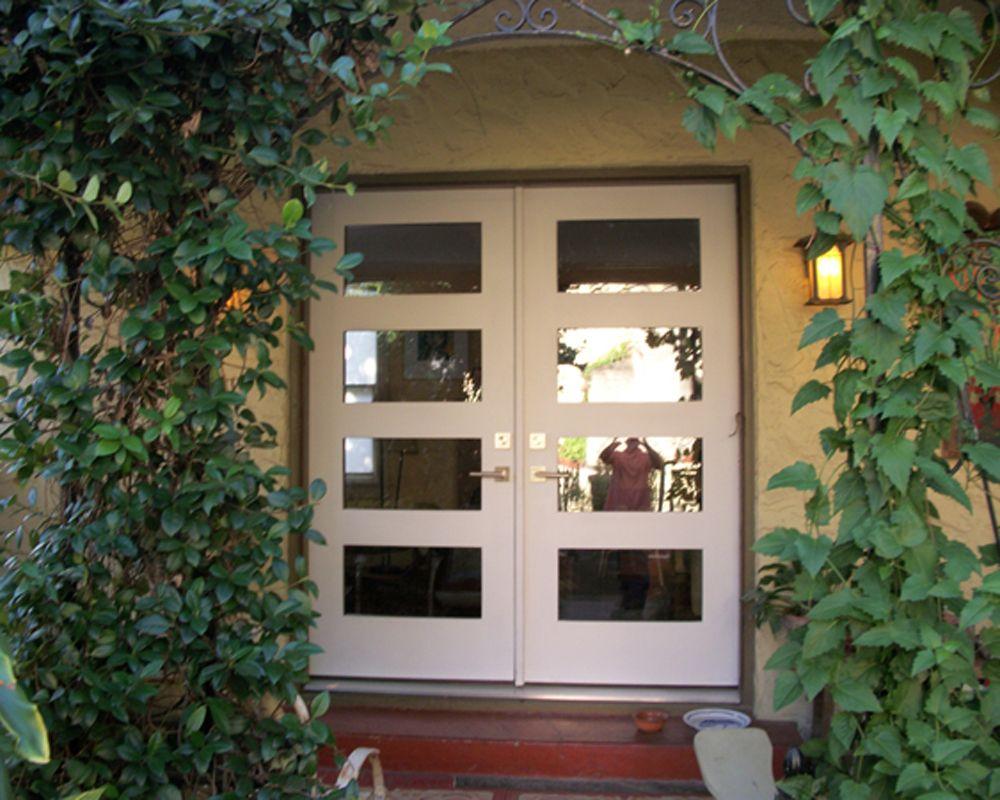 Modern Wood Door Gallery – The Front Door Company | Exteriors ...