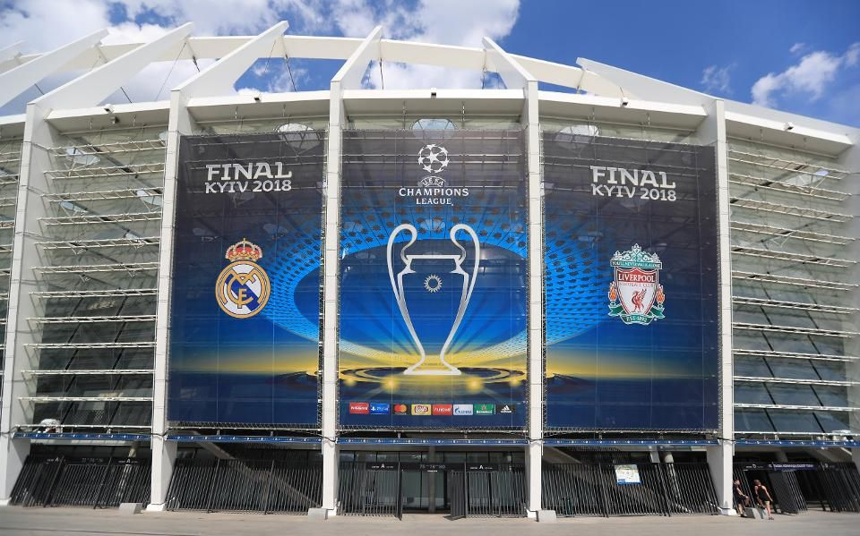 Uefa Champions League Final 2018 Real Madrid Vs Liverpool Schedule Tv Live Stream Odds And Pic Real Madrid Real Madrid Vs Liverpool Champions League Final