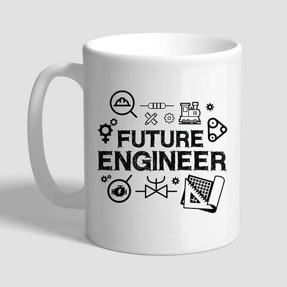 Future Engineer Take It Apart Fix Gifts Mug Engineering For Engineers Civil