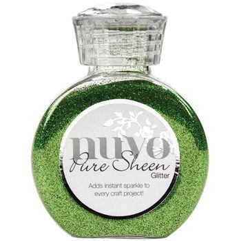 Tonic GREEN MEADOW Nuvo Pure Sheen Glitter 717N