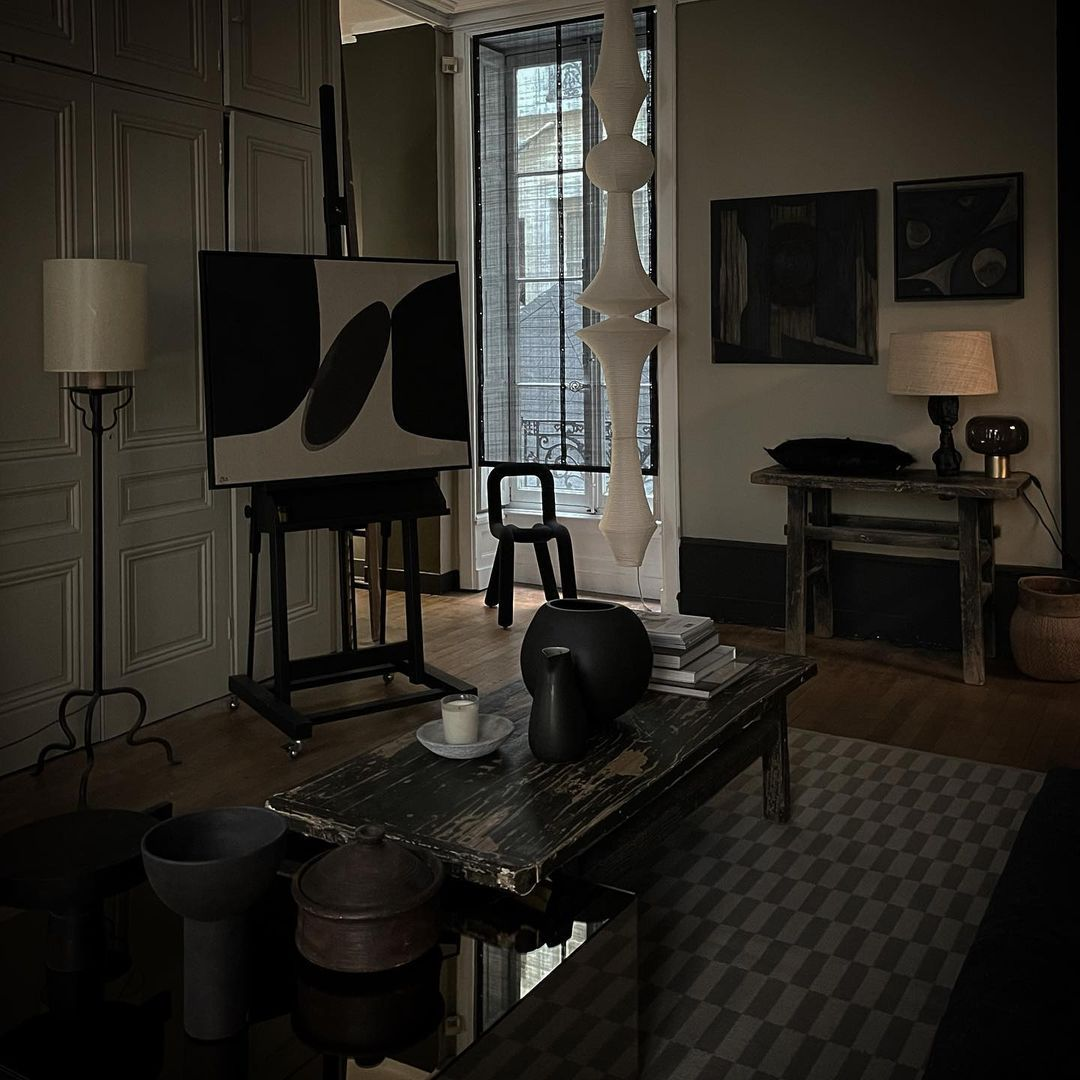 Maison Hand On Instagram Winterlight Morninglightatthestudio Quietzone Projectlab Interiordesign Design Raw Rawstyle Simple N Interior Interior Design Decor