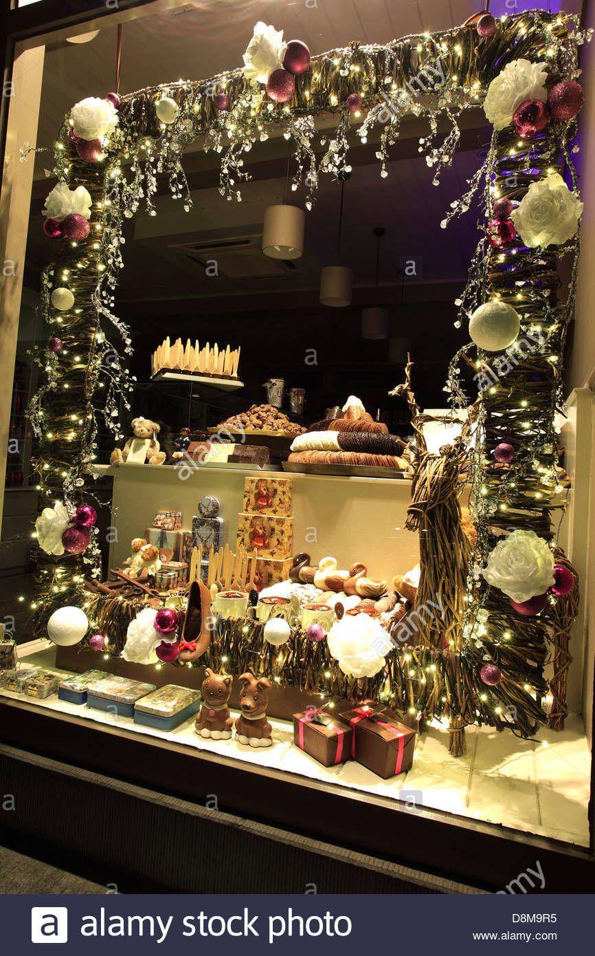 Картинки по запросу window display christmas … | Pinteres…