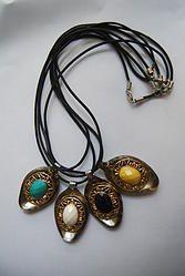 Spoo'Necklace #shopstlucia #accessories #saintlucia #stlucia #necklace #handcrafted #handmade
