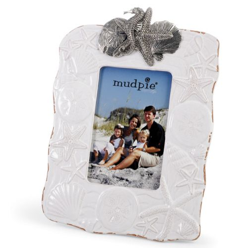 Mud Pie Beach Frame For The Home Pinterest Beach