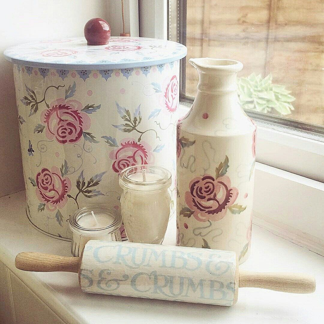 Rolling pin~mini~decoupage~wedding idea~engagement~Emma Bridgewater ...