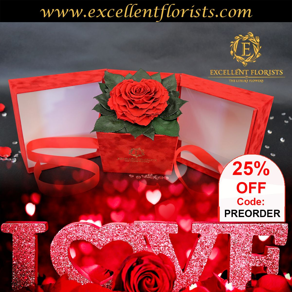 Be ready for Valentine´s season in 2020 Flower delivery