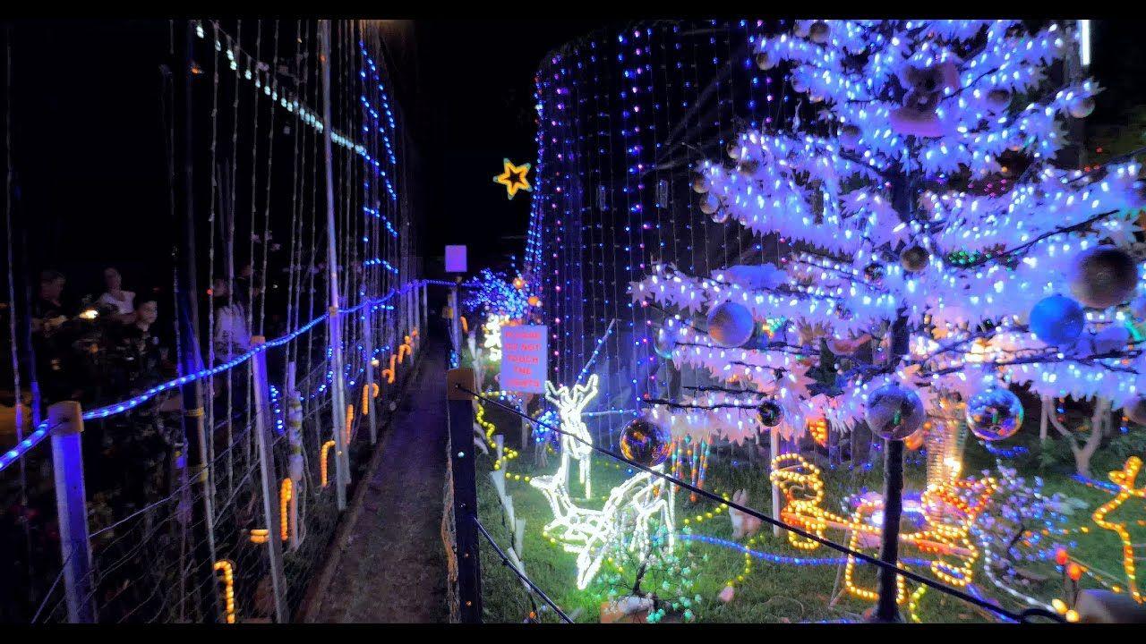 Christmas Lights 2016 Best Displays Morley Kewdale Australia 4k Christmas Lights Australia Display