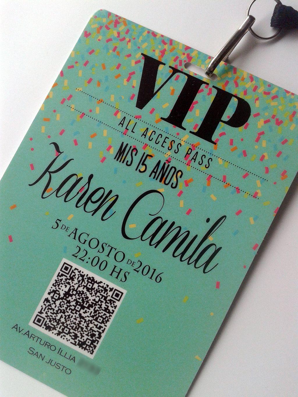 Pin de el arte de invitar en invitaciones vip 15 a os en for Tarjetas de 15 anos vintage