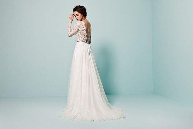 Delicate & Detailed: The Daalarna Couture Pearl Collection | Tulle ...