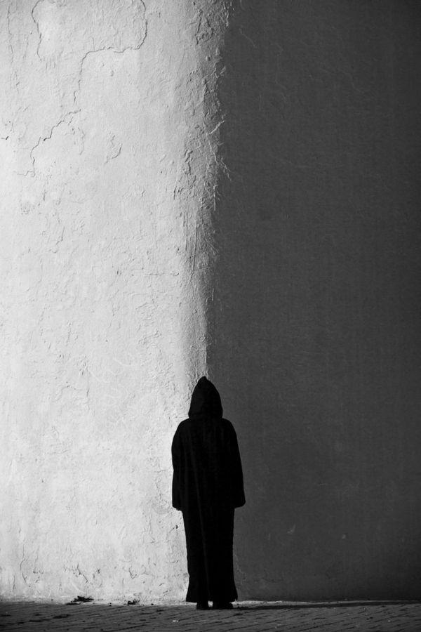 Standing between me and my dark side by Gilad Benari on 500px