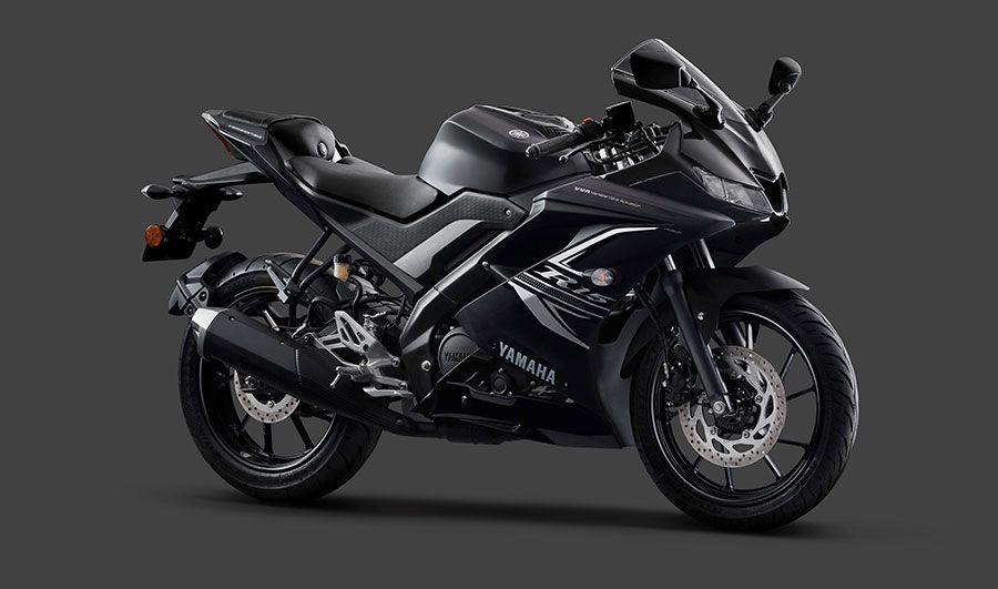 Yamaha R15 V3 Gets Dual Channel Abs Yamaha Bikes New Black Color