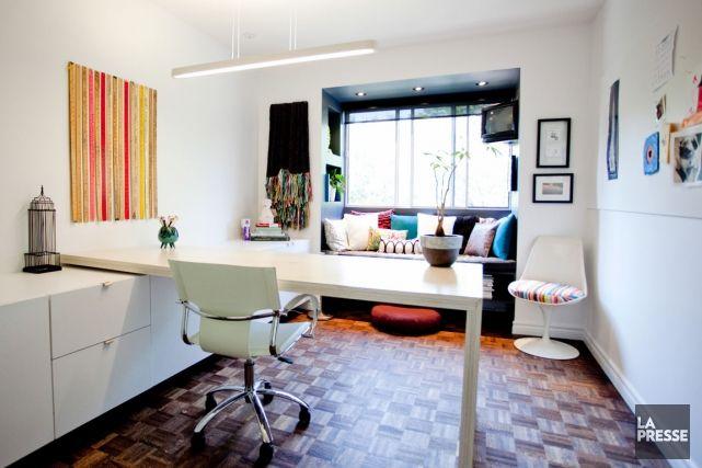 Hervorragend L'abc de l'aménagement d'un bureau à la maison | Inspiration  FW75