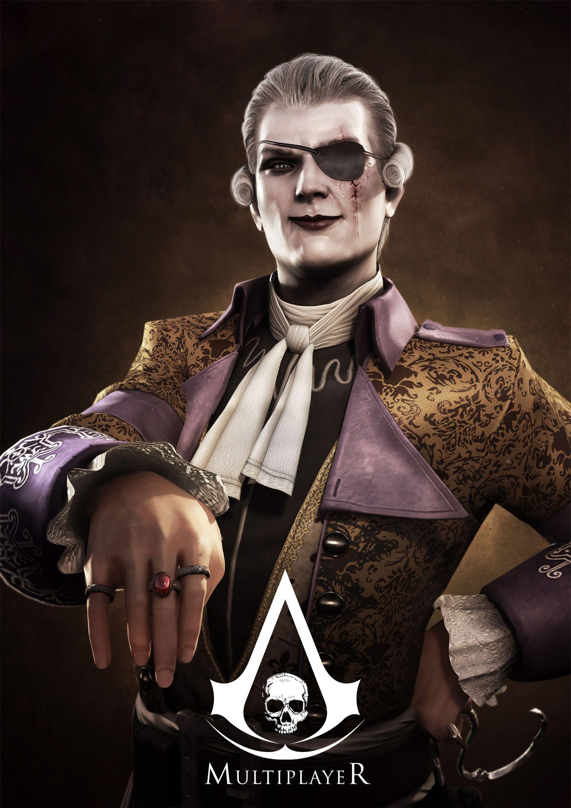 Image Result For Assassin S Creed Black Flag Online Characters Assassins Creed Black Flag Assassins Creed 4 Assassins Creed