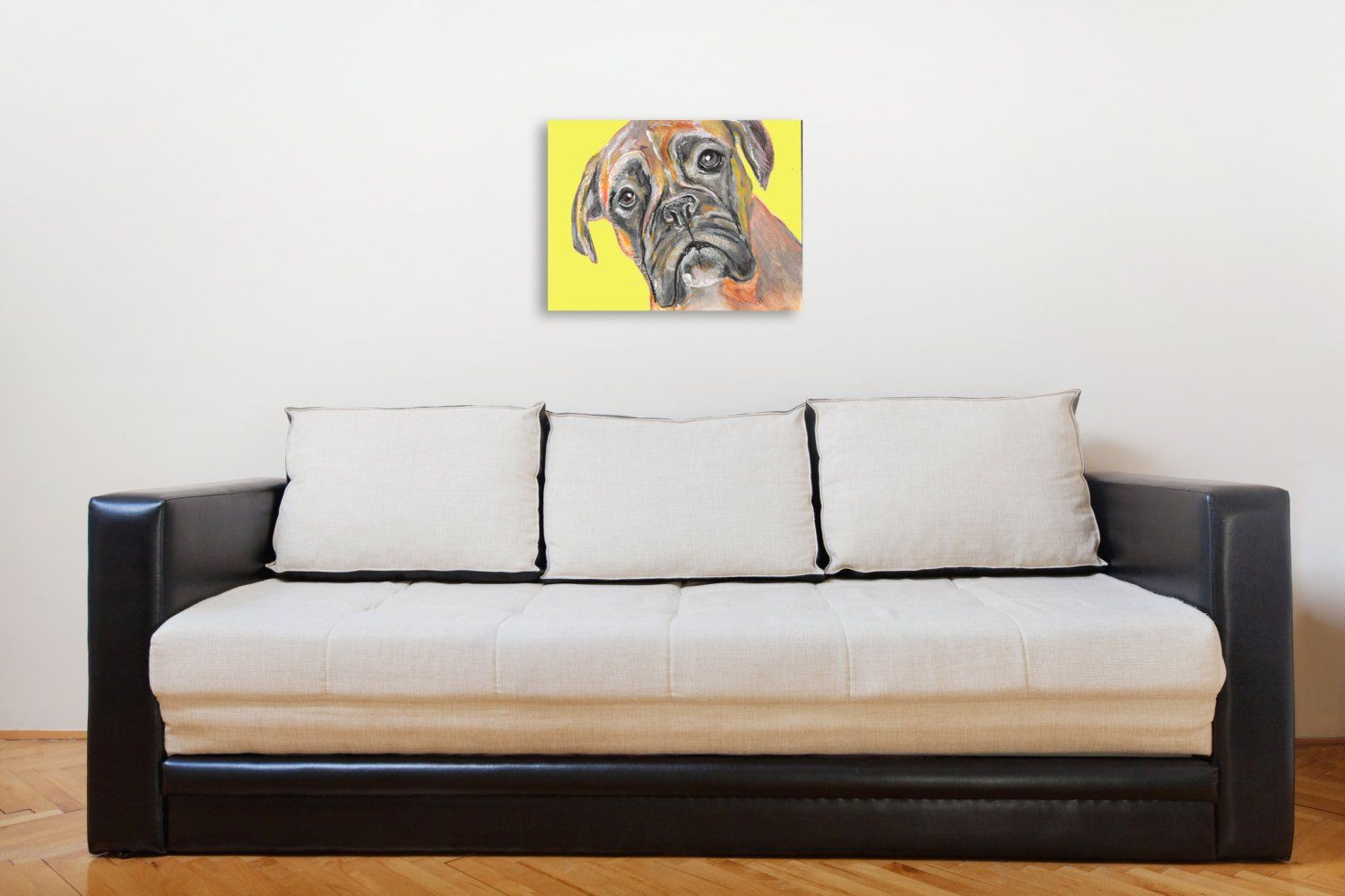 Boxer Dog owner gift, Boxer dog painting print, Brindle Boxer dog pictur… #dogs #DogPainting https://t.co/PAwNjlypRb