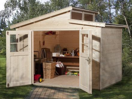 weka Gartenhaus 226 Weka gartenhaus, Gartenhaus und Garten