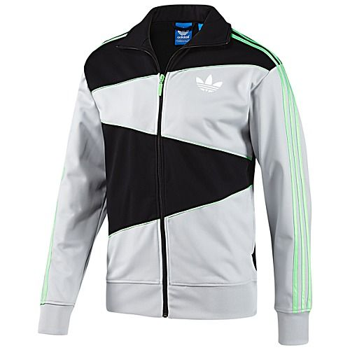 Adidas Modern Prep Piping Track Top. $75. If you love me... size M.
