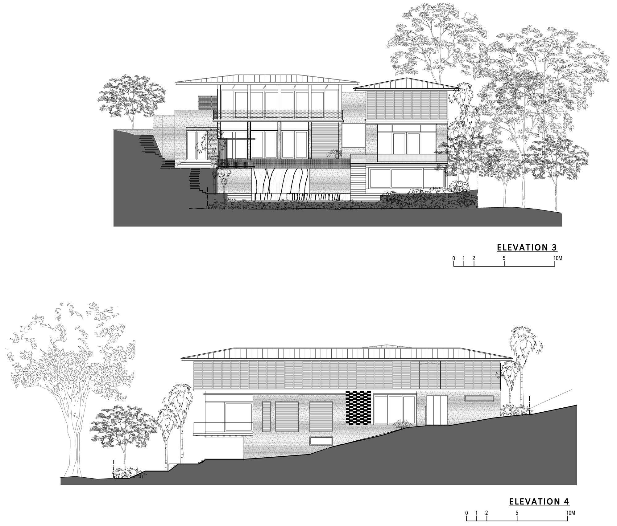 21 Jervois Hill By Ar43 Architects 15 Homedsgn Floor Plans Fresh House Architect
