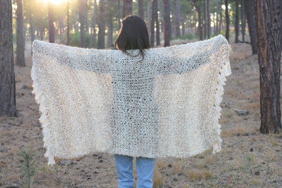 Sedona Serenity Shawl Pattern Easy Knit Shawl Pattern Blanket