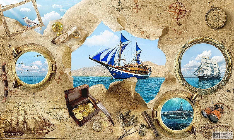 Открытки к путешествием