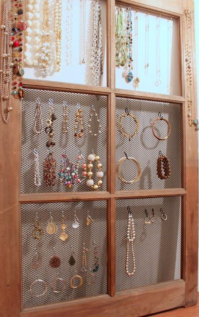 Cleaning and Storage Tips for Diamond Earrings Pendants and Jewelry  JewelryDaze  creative uses for old windows diy upcycle