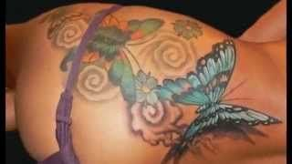 Remove Stretch marks - YouTube | Tattoo To Cover Stretch Marks ...