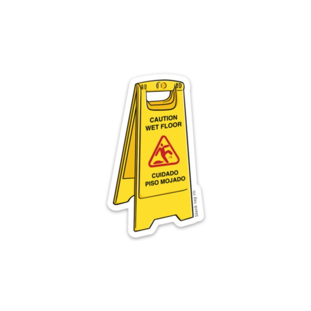 New Stickers Latest Stickers Blank Tag Co Page 28 Blank Tag Co In 2020 Preppy Stickers Sticker Sign Wet Floor Signs
