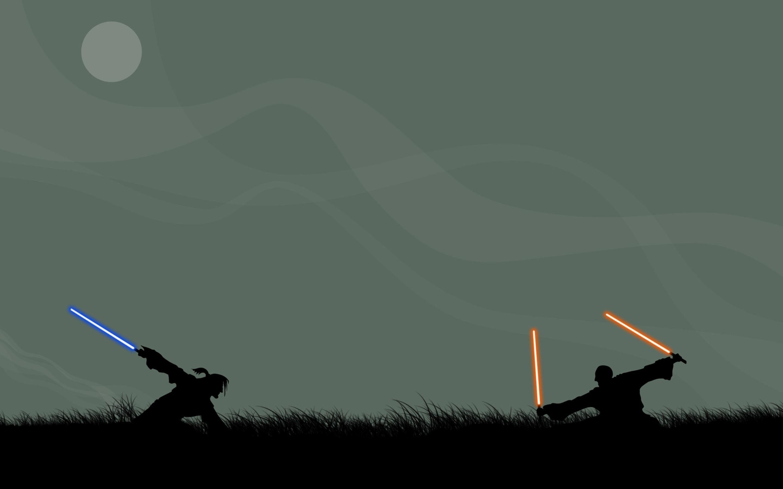 Desktop Wallpaper Star Wars Minimalist