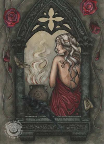 Morrigan Goddess | Morrigan Goddess of Fate - Wicca Online Community For Pagans and ...