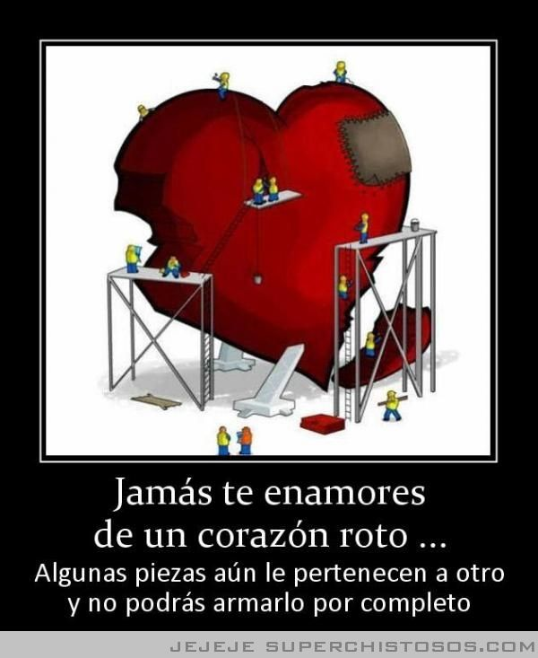 Jamas Te Enamores De Un Corazon Roto No One Loves Me Heart Pictures Lonely Heart