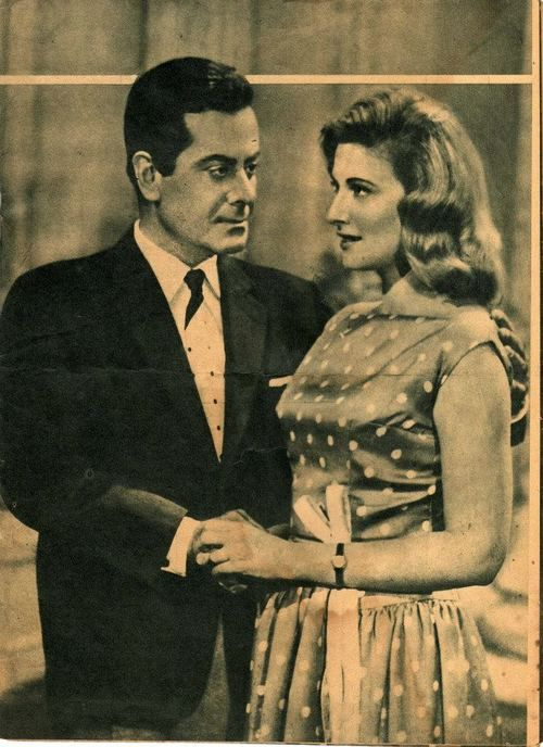 مع فريد الاطرش Egyptian Beauty Vintage Film Egyptian Actress