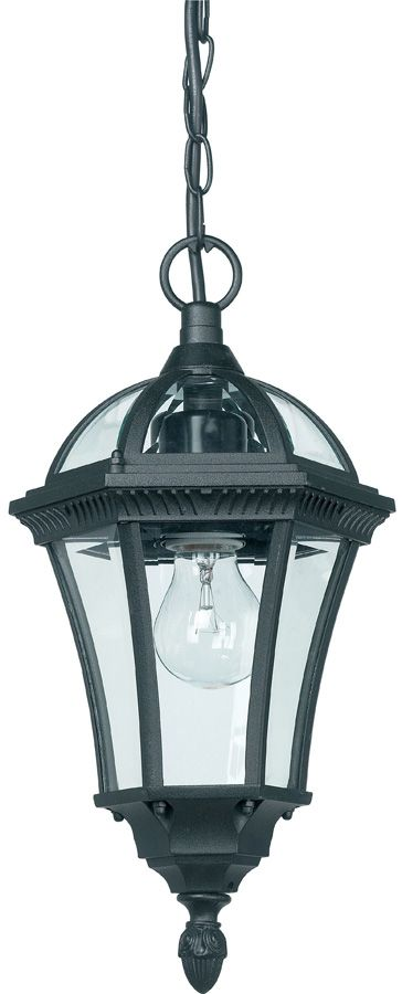 Classic Black Finish Hanging Porch Lantern //.universal-lighting.  sc 1 st  Pinterest & Classic Black Finish Hanging Porch Lantern http://www.universal ... azcodes.com