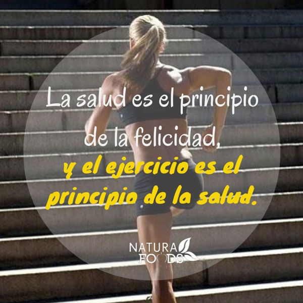 Frases Salud Fitness Ejercicio Ejercicios Salud Y Fitness