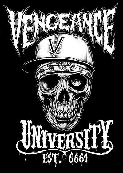 Vengeance University Zacky Vengeance Avenged Sevenfold University Rock Bands Music Bb