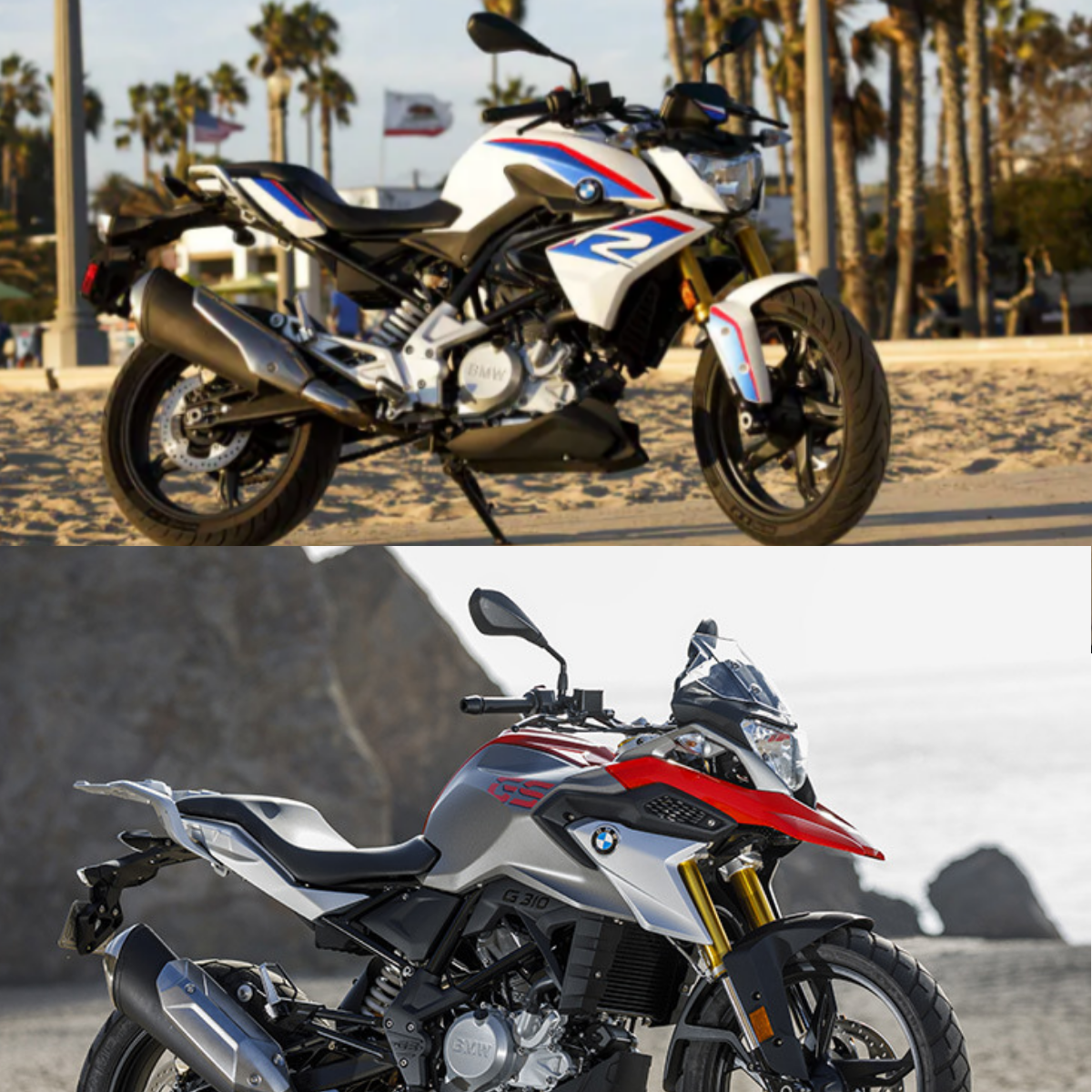BMW G310R, G310GS Garners Over 1,640 units Sales in India