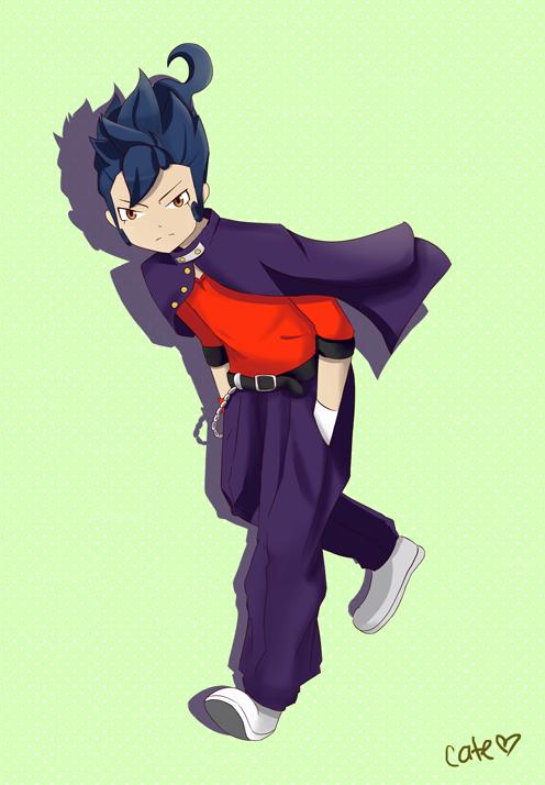 Tsurugi - Inazuma Eleven Go!