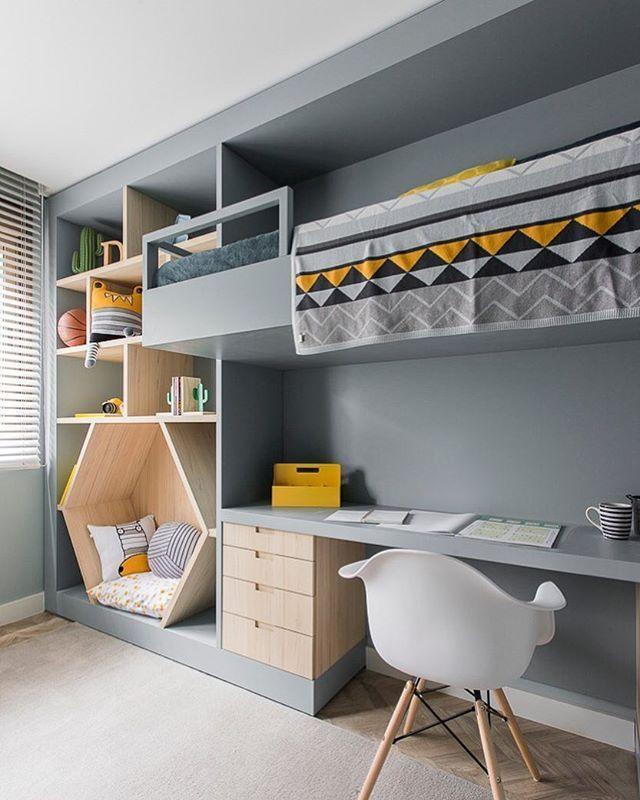 Würde ein Kind nicht so ein kleines Zimmer lieben? Schau dir unsere Sommerdecke dort an #kleinkindzimmer