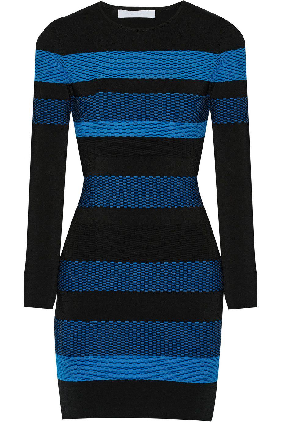 ALEXANDER WANG Jersey Mini Dress. #alexanderwang #cloth #dress