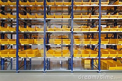 Warehouse Shelving Storage Bin Shelves