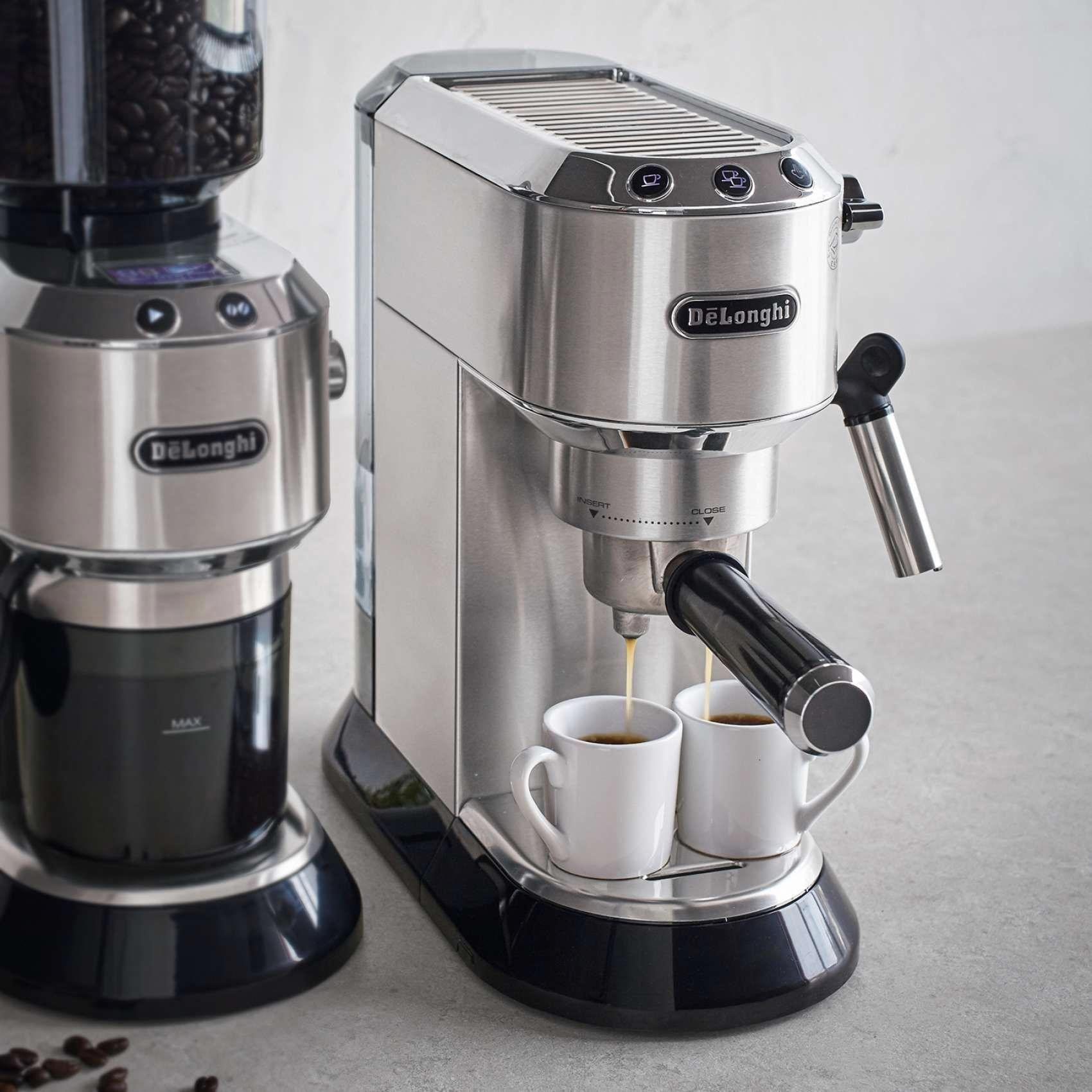 De'Longhi Dedica Pump Espresso Machine Sur La Table